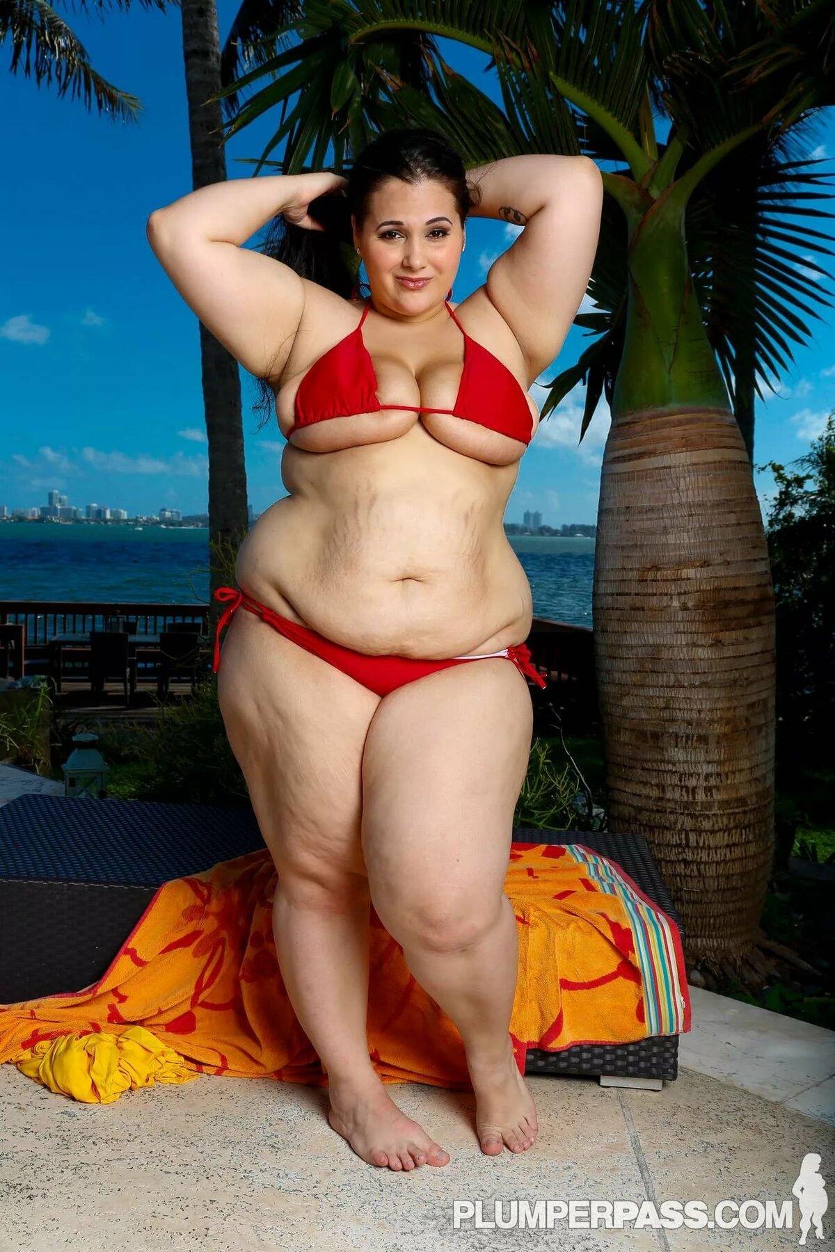 Голые Толстые Тетки Видео