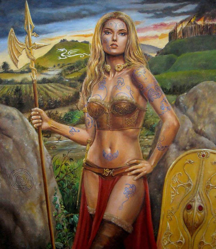 Голые Жены Богатырей