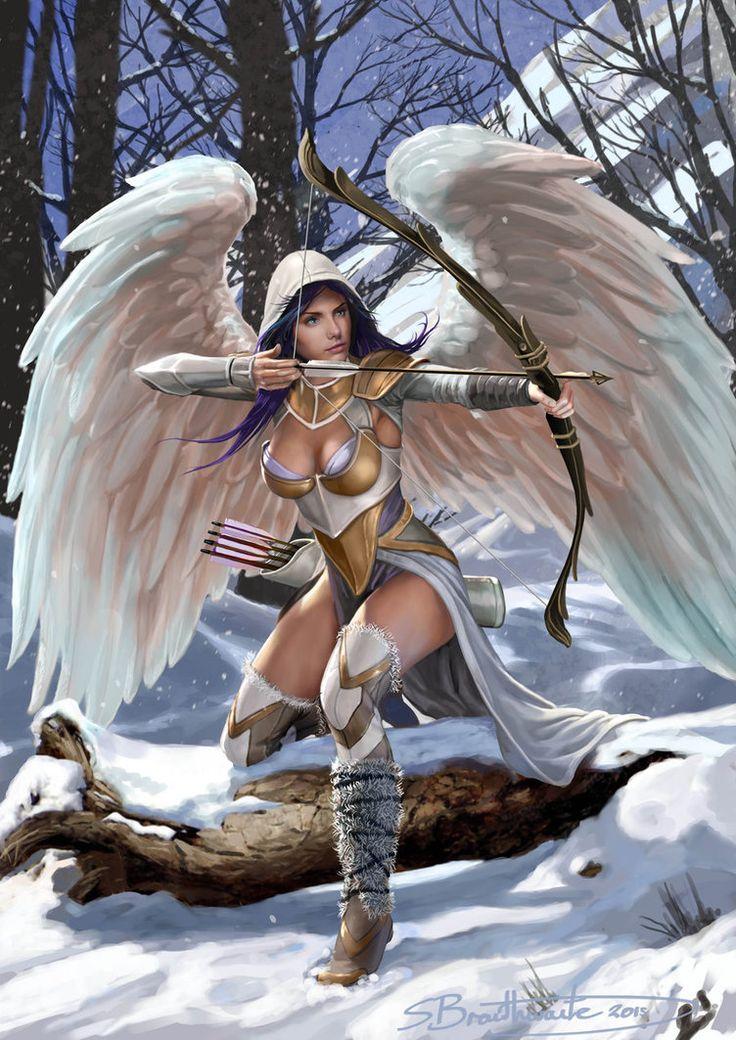 Голый Ангел