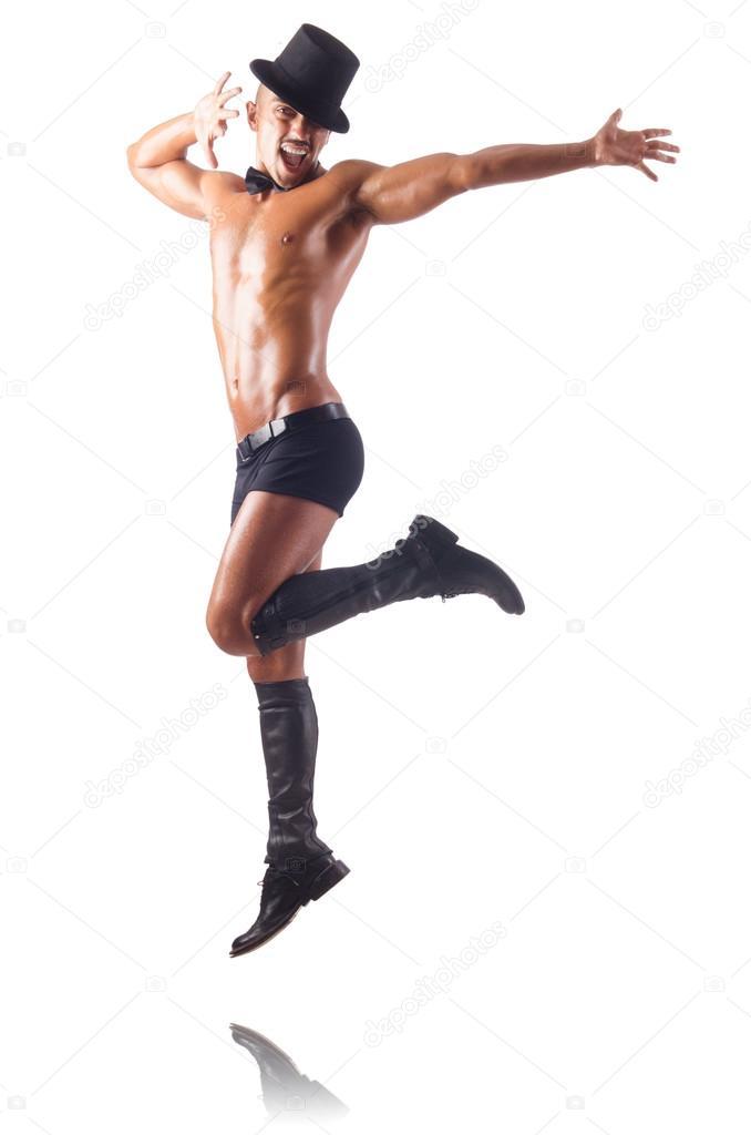 Голый Мужчина Танцует Видео