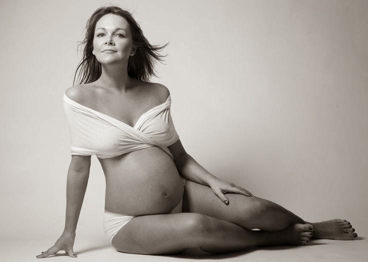 Красивые Голые Беременные Женщины Фото