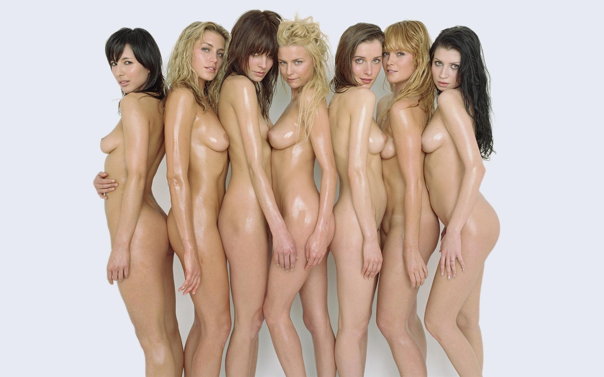 Необычные Голые Девушки
