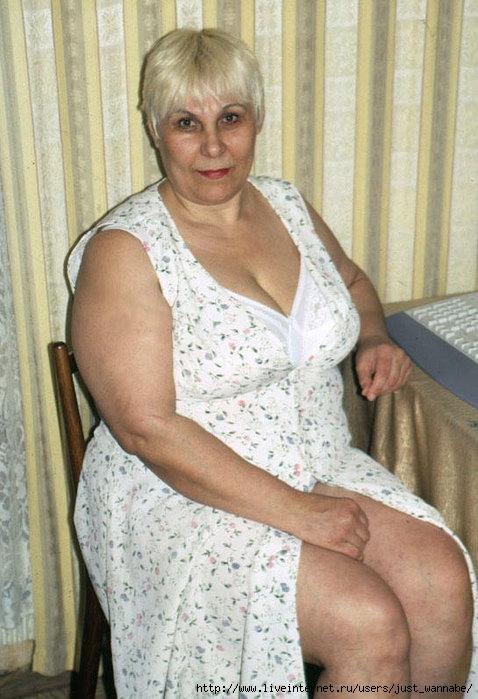 Пожилые Полные Голые Жены