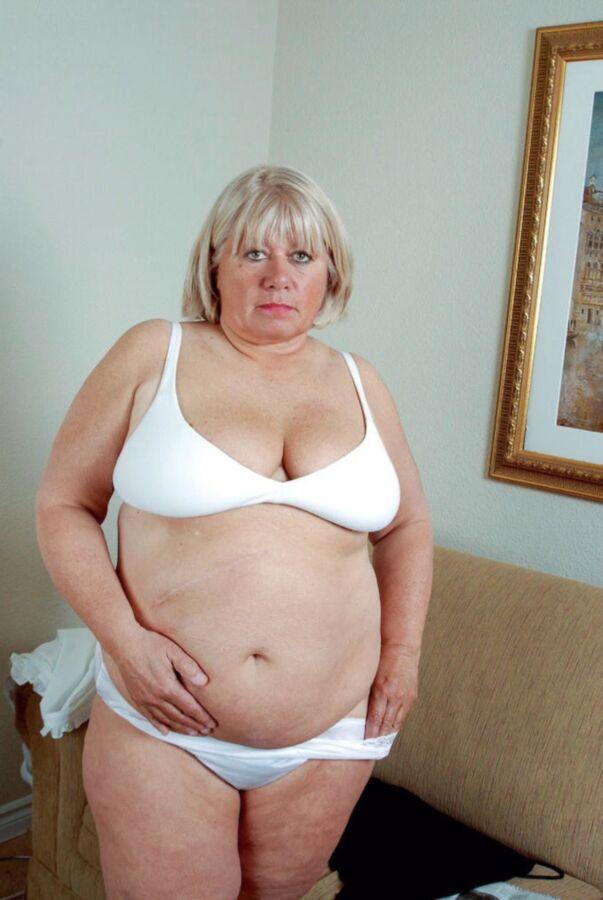Толстые Пожилые Голые Бабы